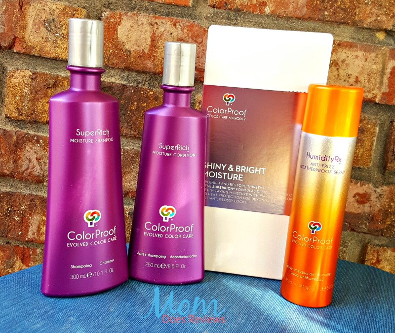 Holiday Hair Health with ColorProof