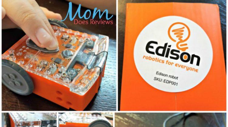 Edison: A Robot for Everyone