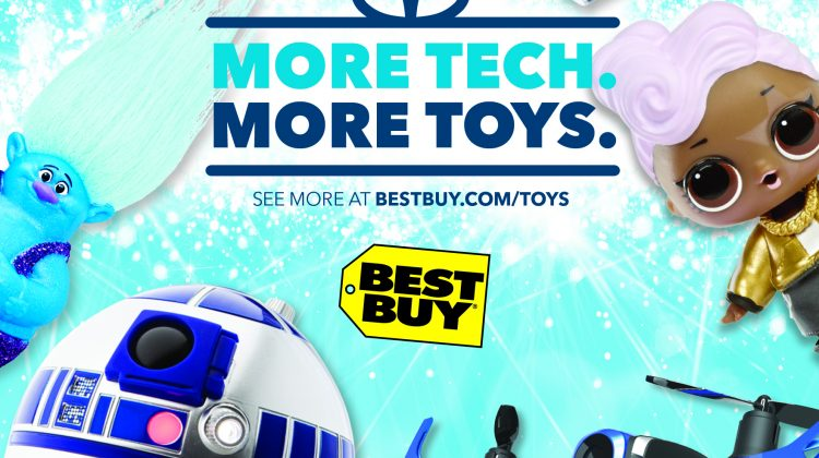 Get the Coolest Holiday Toys @BestBuy #ad #MegaChristmas17