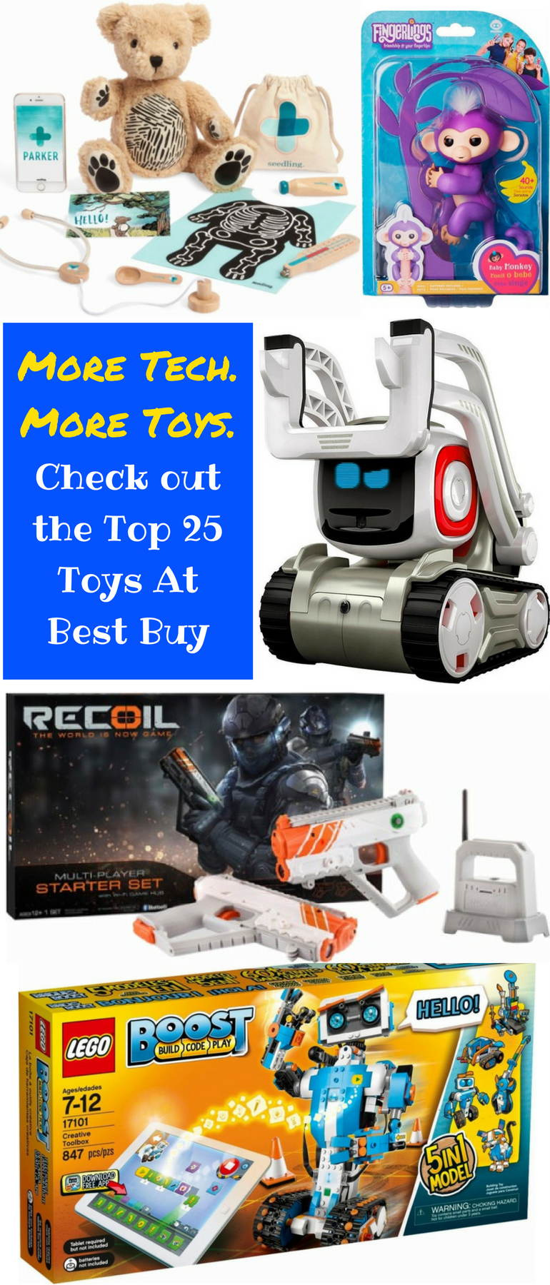 More Tech, More Toys at Best Buy #ad