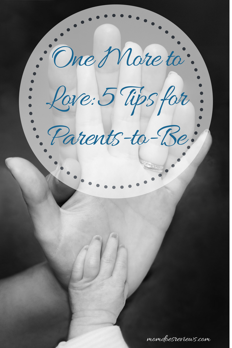 One More to Love: 5 Tips for Parents-to-Be