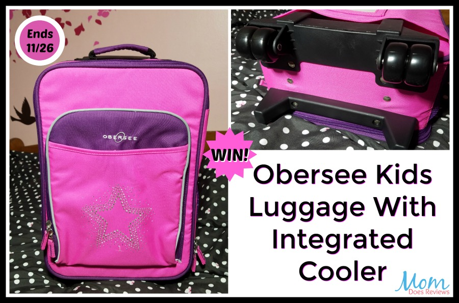 Obersee Kids Luggage