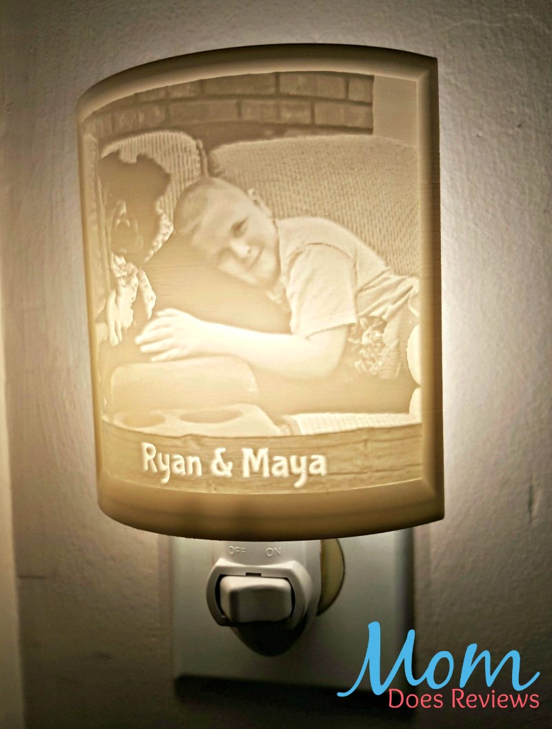 Personalized Image Lights from Lithofy.me