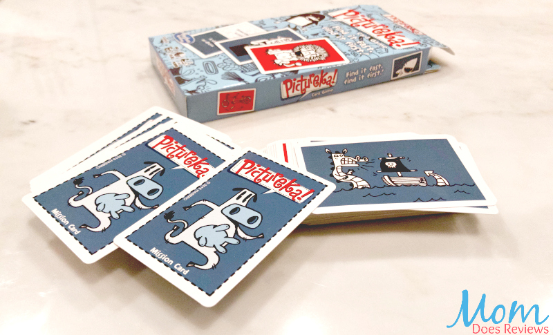Pictureka! Stocking stuffer from Winning Moves