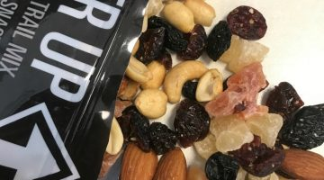 Gourmet Nut Power Up Trail Mixes Make Tasty Christmas Gifts #MegaChristmas17