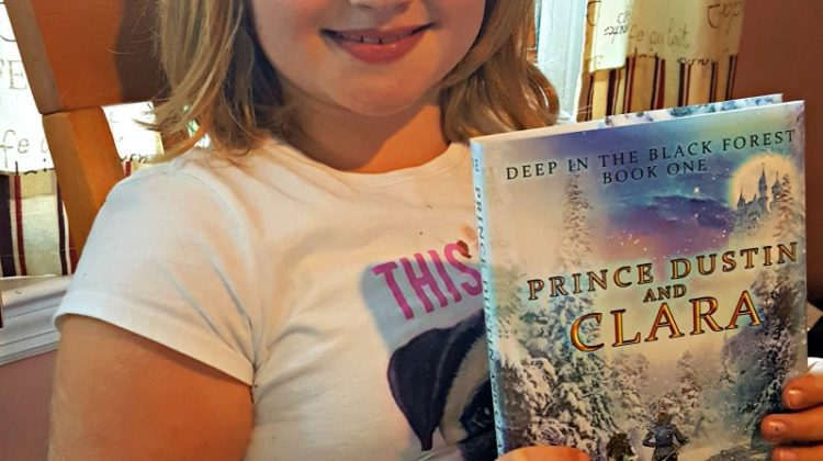 Prince Dustin and Clara: Deep in the Black Forest #MegaChristmas17