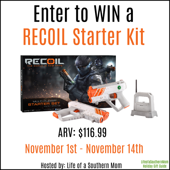 Win Recoil Starter Kit
