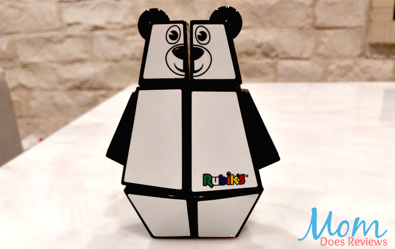 Rubik's® Junior Bear stocking stuffer winning moves