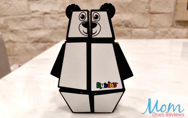 Rubik's® Junior Bear stocking stuffer winning moves