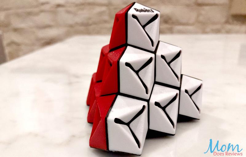 Rubik's® Triamid™ stocking stuffer Winning Moves