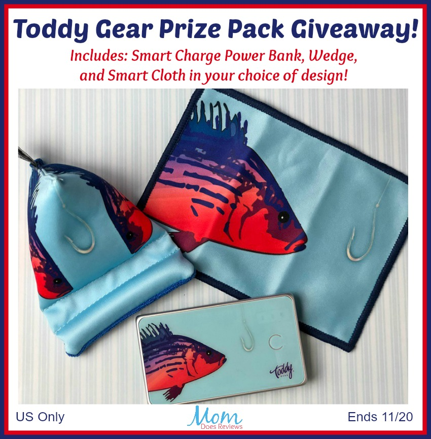 Toddy Gear Giveaway button