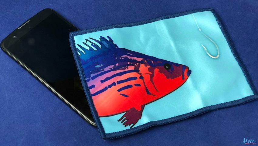 Toddy Gear Gone Fishin' Smart Cloth