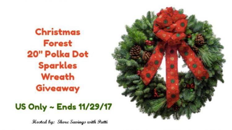 Win a Christmas Wreath