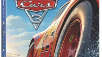 "Disney•Pixar's ""Cars 3"" Cruises Home on Blu-ray™ on Nov. 7 #Cars3"