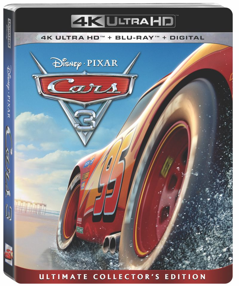 Cars 3 Movie 4K