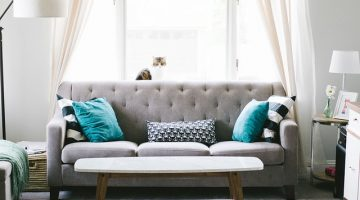 6 Nifty Decorating Ideas for a Cozy Family Room