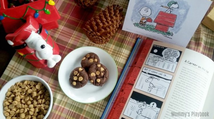 Last Day of our 30 Days of #ChristmasSweets! Chocolate Peanut Butter Cookies