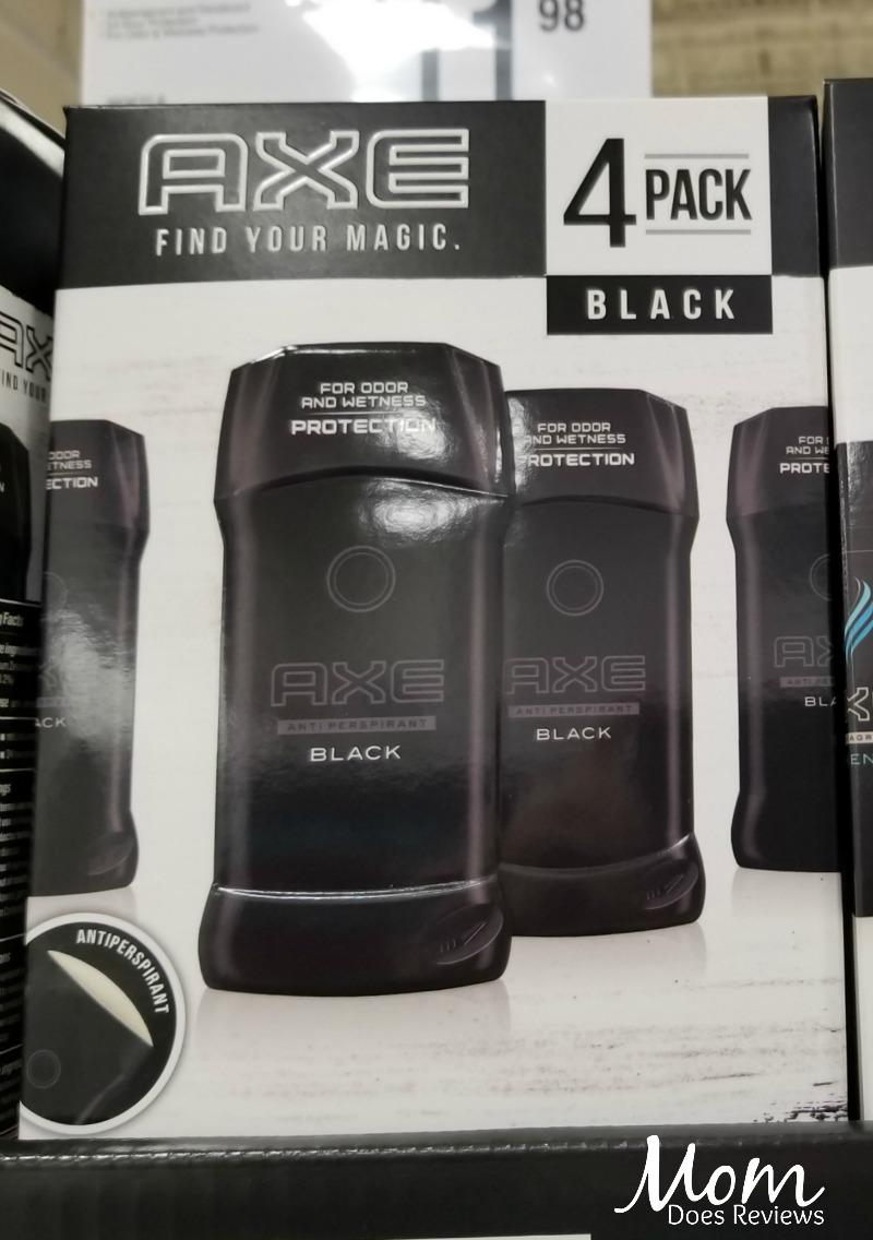 Sam's Axe Deodorant