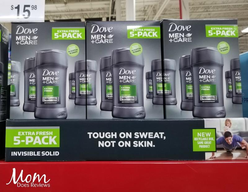 Sam's Doves Deodorant