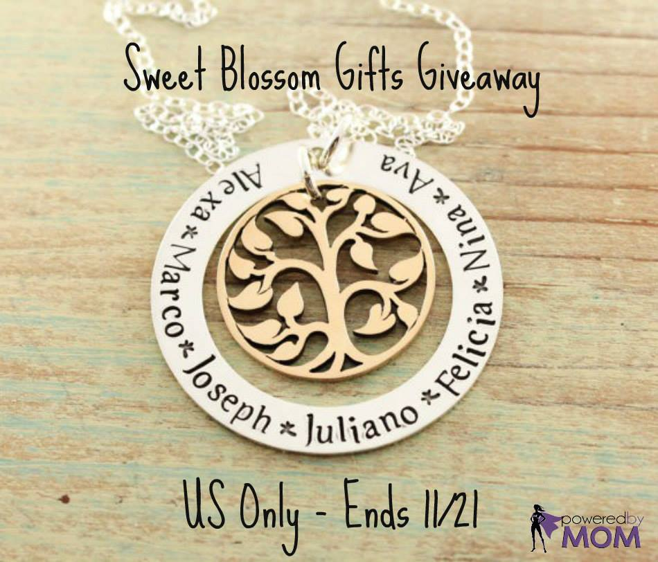 Sweet Blossom Gifts Giveaway