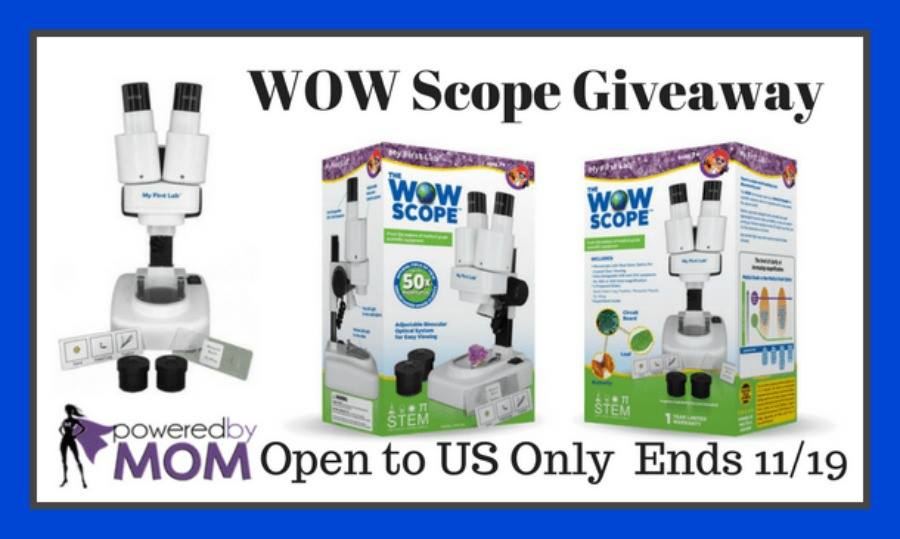 Win A Wow Scope