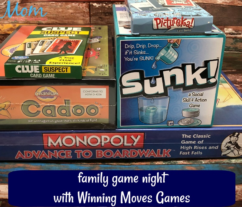 winning moves games family game night