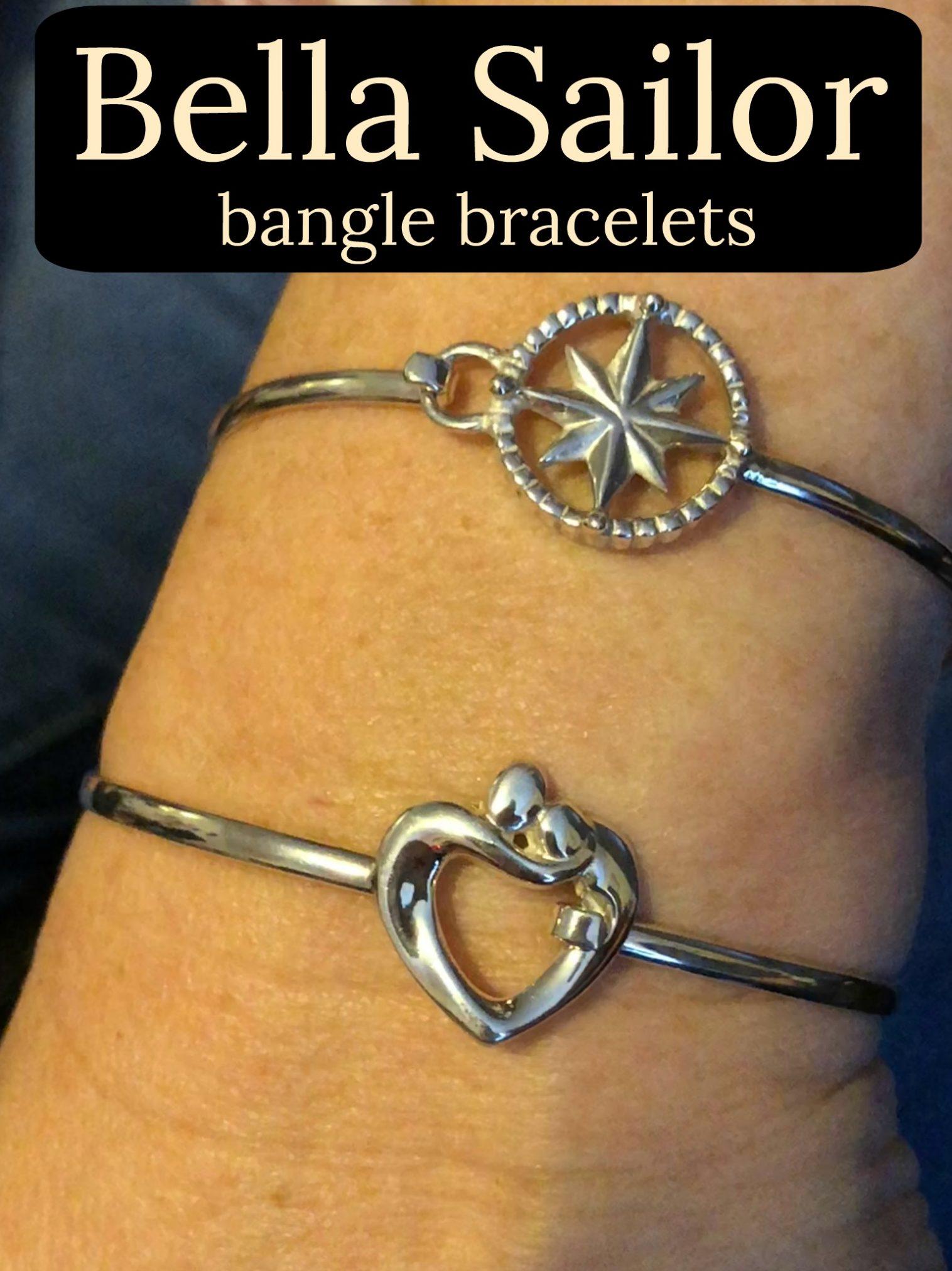 bella sailor bangle bracelets
