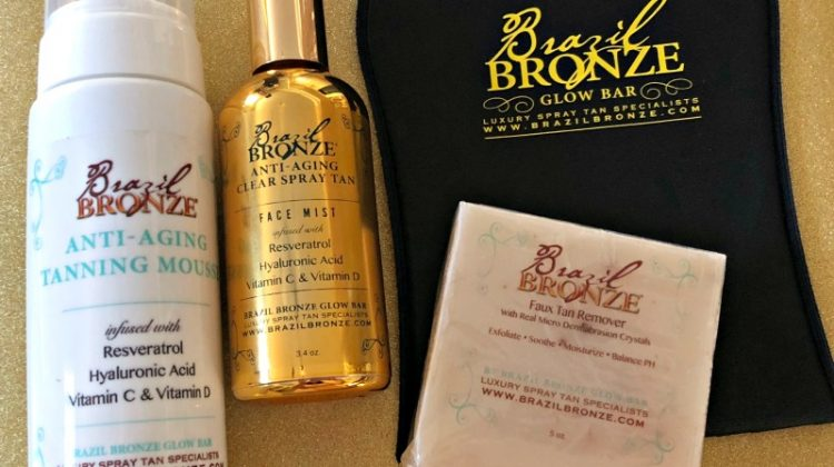 A Flawless Sunless Tan From Brazil Bronze #MegaChristmas17