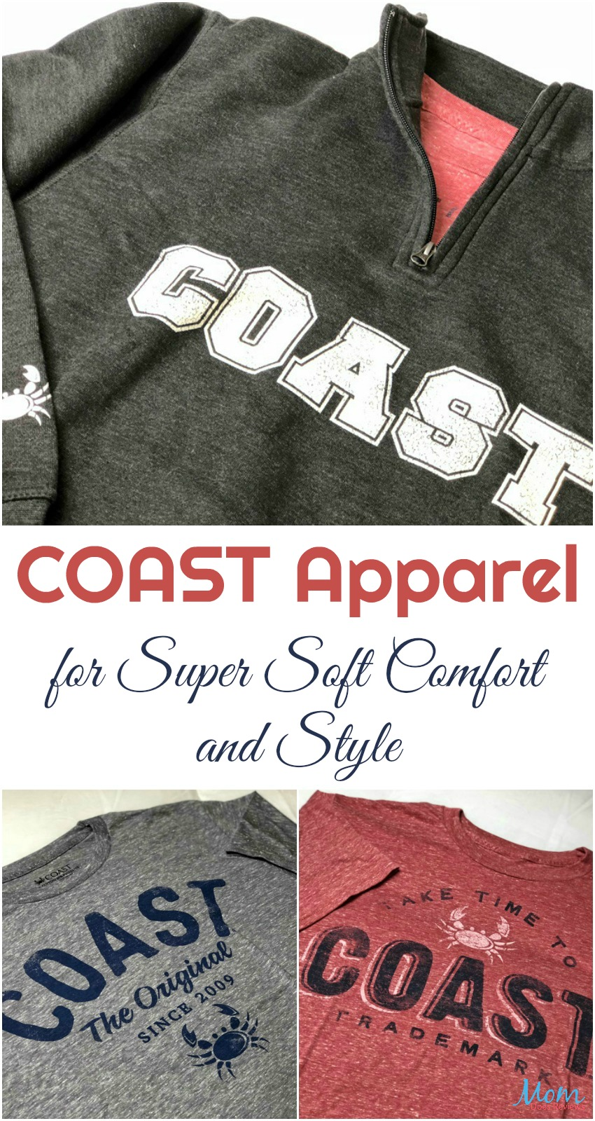COAST Apparel for Super Soft Comfort and Style