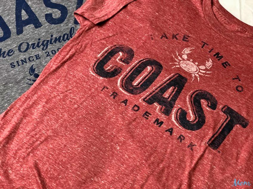 Coast Tee Shirts