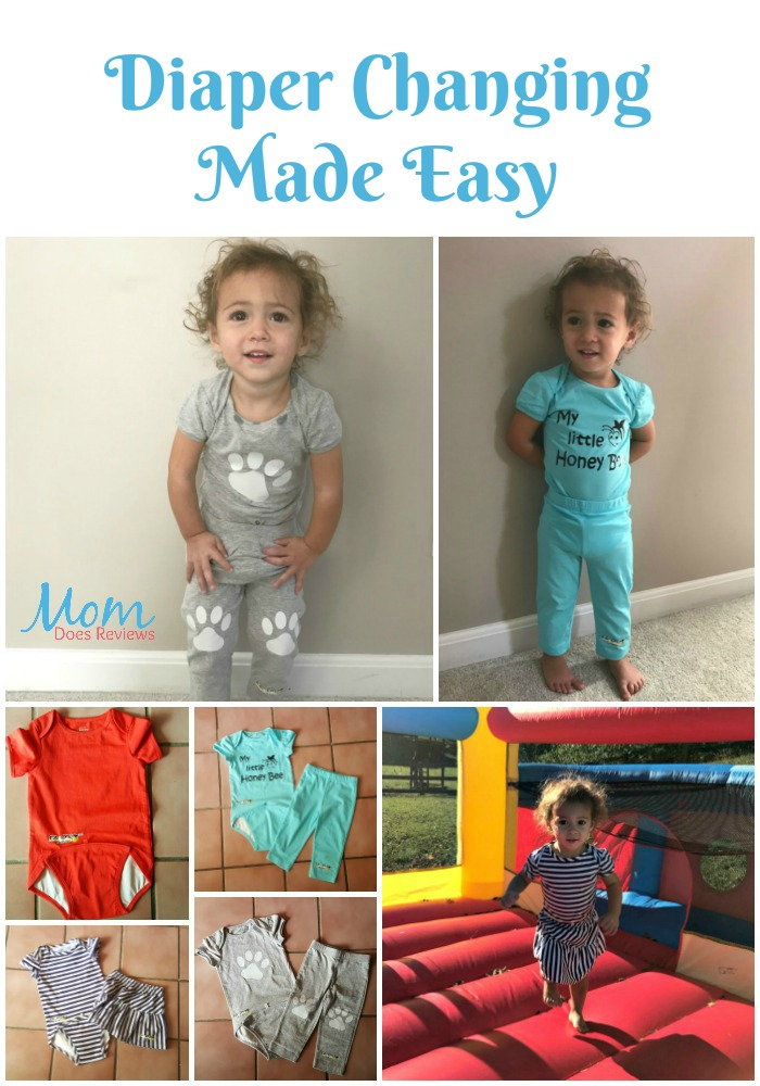 Diaper Changing Made Easy