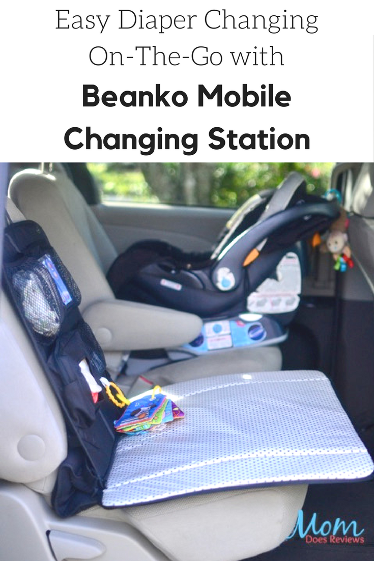 Beanko mobile changing station