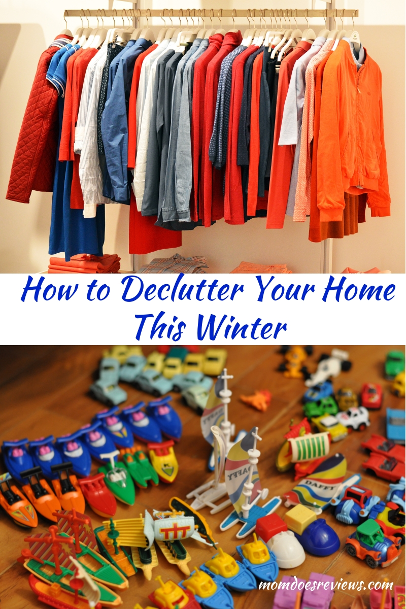How to Declutter Your Home This Winter