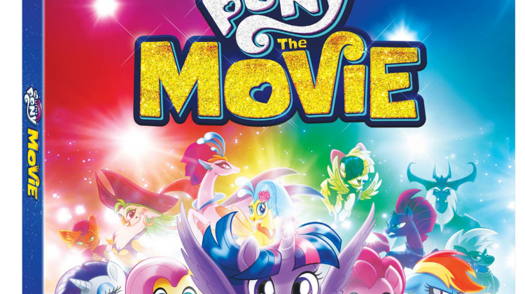 MY LITTLE PONY: THE MOVIE arrives on Digital December 19 – Discover a New Breed of Hero #MyLittlePonyMovie
