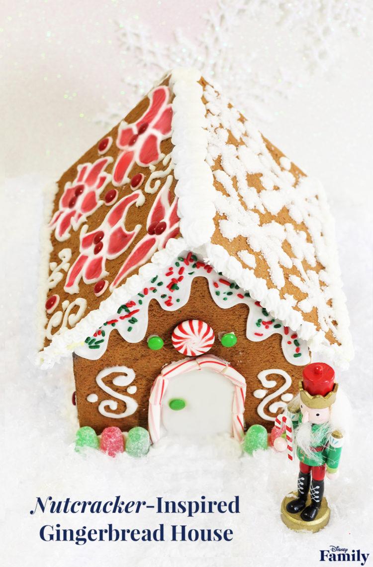 Nutcracker Gingerbread house