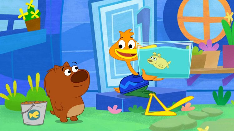 P. King Duckling is now streaming on Netflix- Let's Celebrate with Target GC Giveaway!