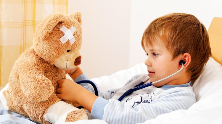 Rambunctious Rascal: How to React to Your Child's Health Emergency