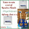 Reach a Bowl Giveaway