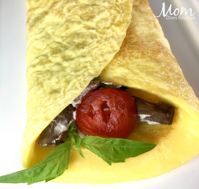 Savory Flourless Crepes