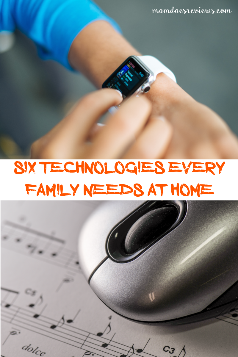 Six Technologies Every Family Needs at Home