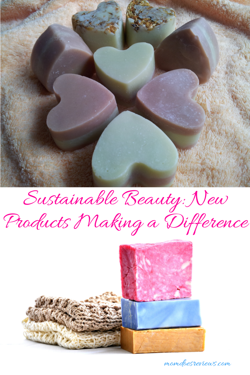 Sustainable Beauty: New Products Making a Difference