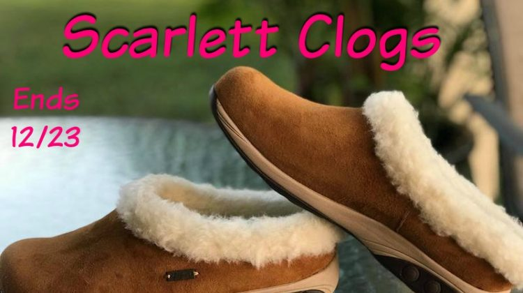 #Win a Pair of Therafit Sheepskin Clogs US ends 12/23