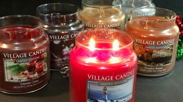 Village Candles for a Deliciously Fragrant Home #MegaChristmas17