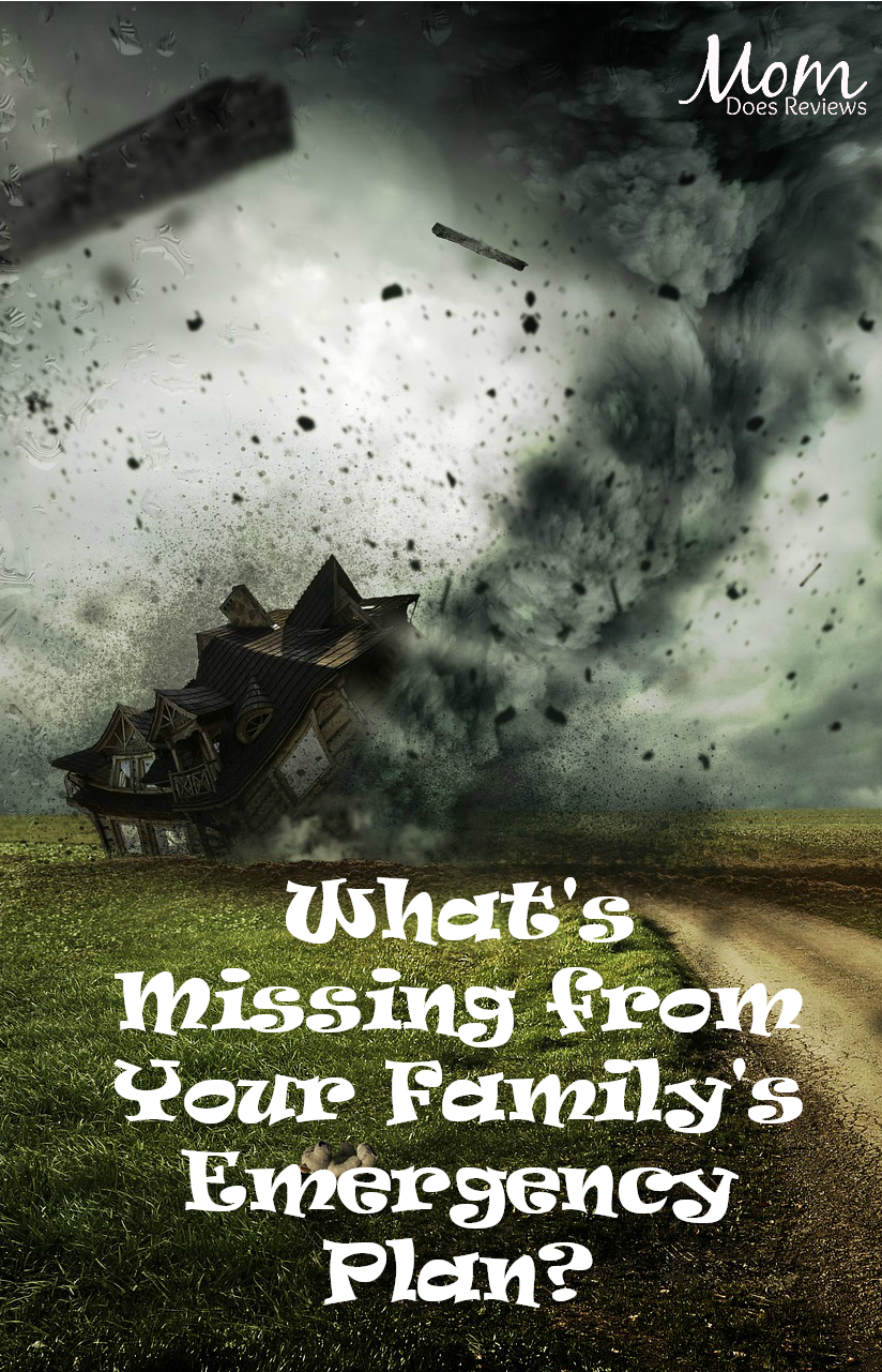 What's Missing from Your Family's Emergency Plan?
