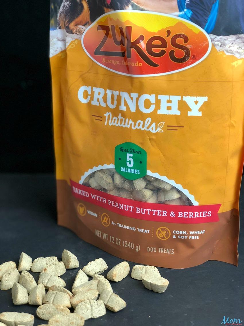 Zuke's Crunchy Naturals
