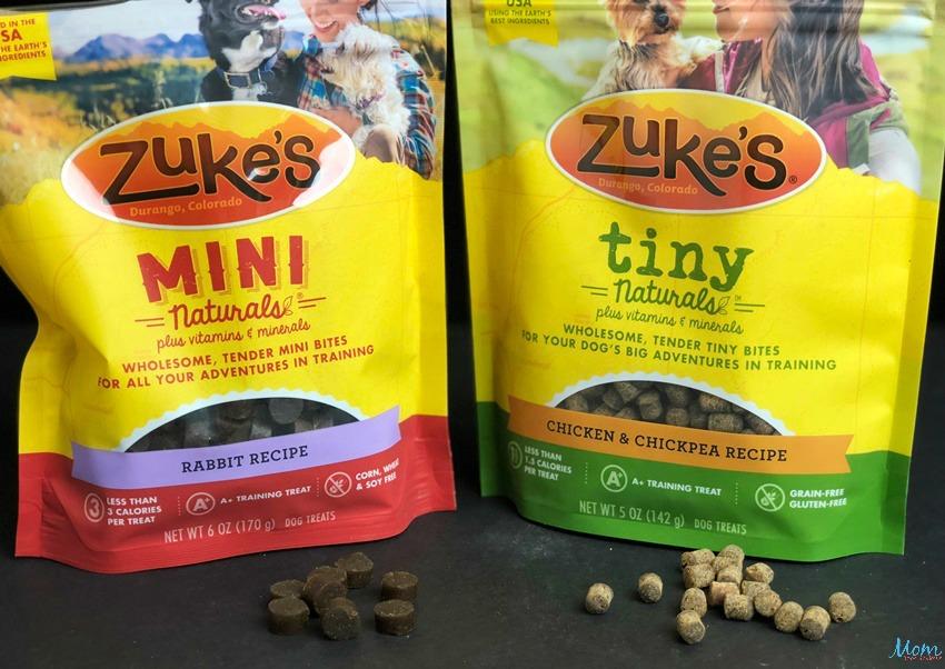 Zuke's Tiny and Mini Naturals
