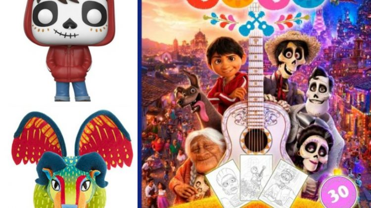 Crazy and Colorful Coco Gifts! #PixarCoco