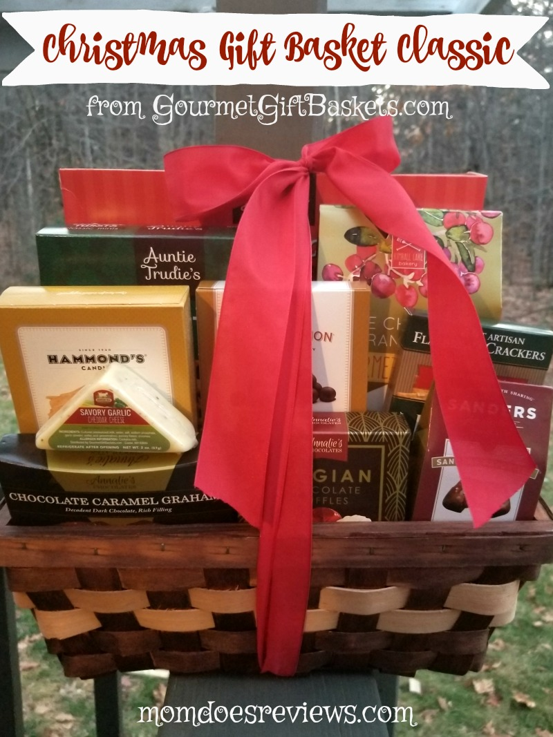 Christmas Gift Basket Classic #MegaChristmas17