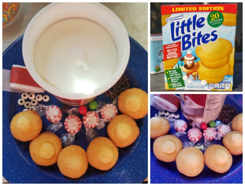 Little Bites® Butter Cookie Muffins