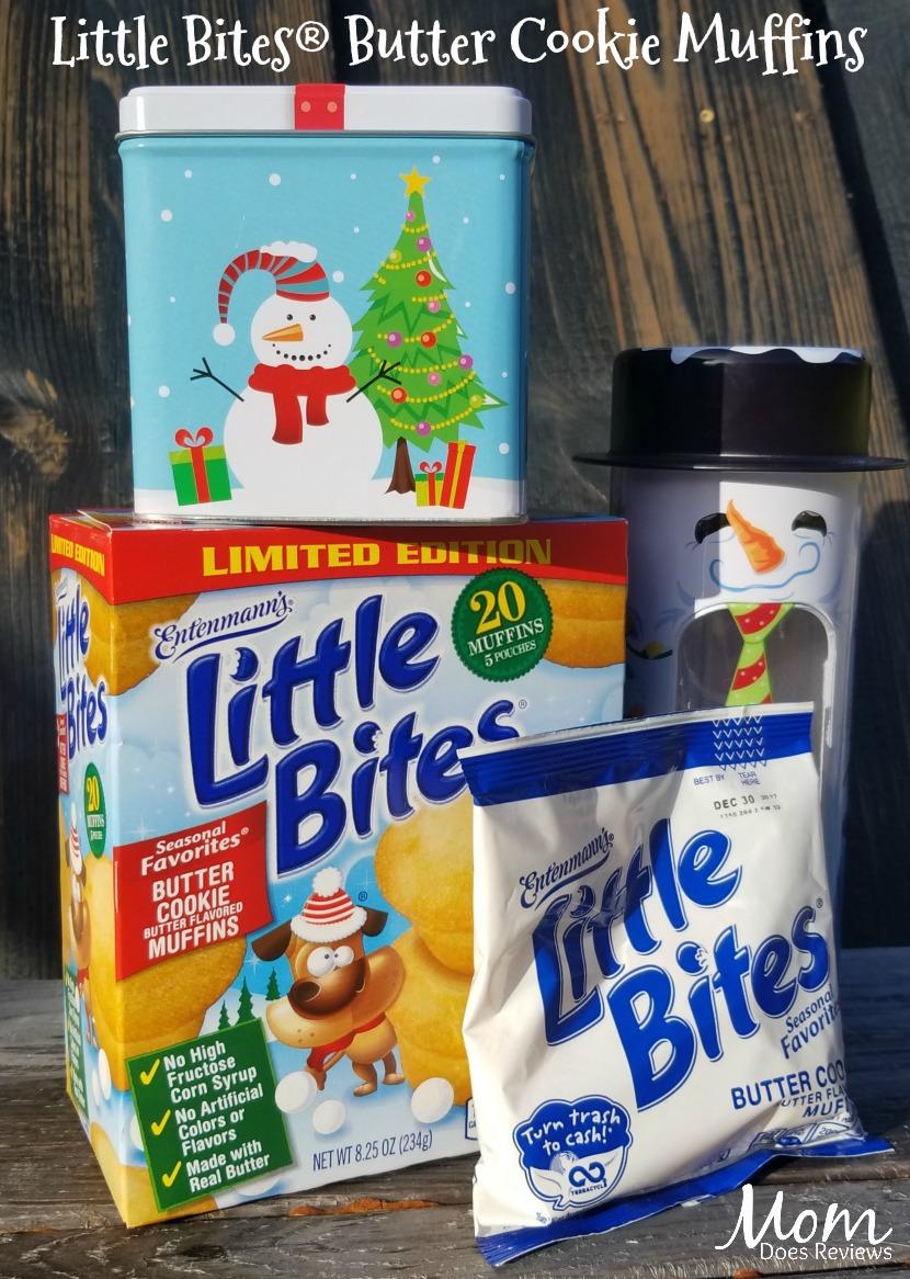 Little Bites® Butter Cookie Muffins #LoveLittleBites